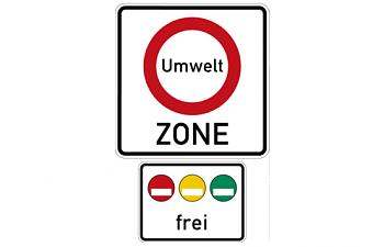 Miljödekaler, Motorvägsavgifter, ingen samordning inom EU/EES