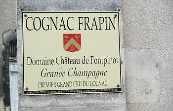 Besök på Cognacshuset Frapin