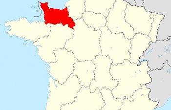 Några sevärdheter i Normandie