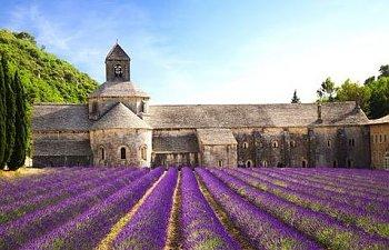 Tre sevärdheter i Provence
