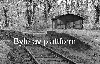 Plattformsbyte 2018