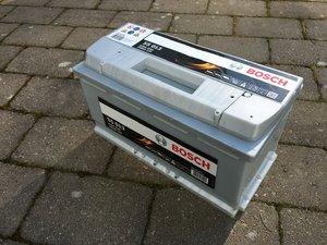 bosch 100 ah startbatteri