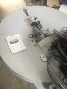 Oyster digital Parabol