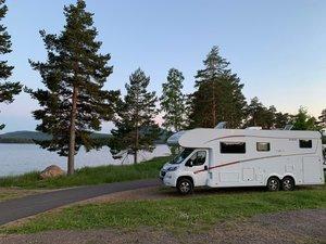 Caravan Club Sollerö Camping