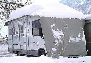 Van Protect Vinterskydd