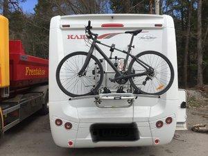 Thule Lift V16 manuell cykelhållare