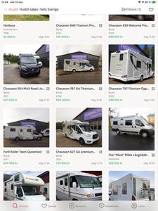 Att sälja sin husbil