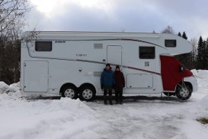 Vintercamping - detta bör du tänka på!