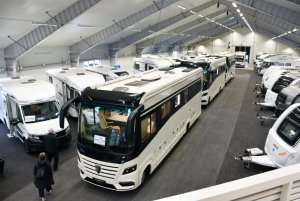 ADRIA Sverige mest sålda husbil 2020