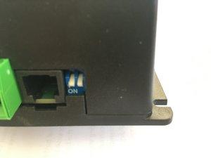 Installation av lithiumbatteri