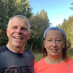Marathonträning