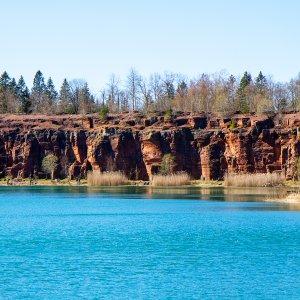 Stora stenbrottet Kinnekulle
